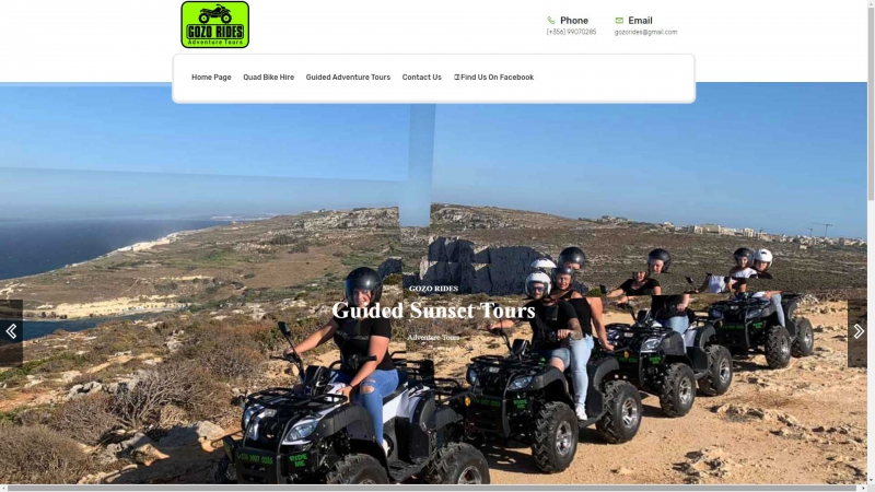 Gozo Rides Adventure Tours
